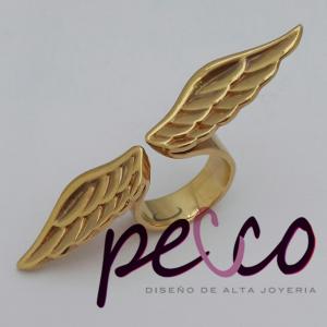 anillo angel, angeles, alitas, joyeria bogota, personalizada, con significado