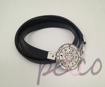 pulsera personalizada joyeria bogota joyas marcadas en hebreo circulo de la vida